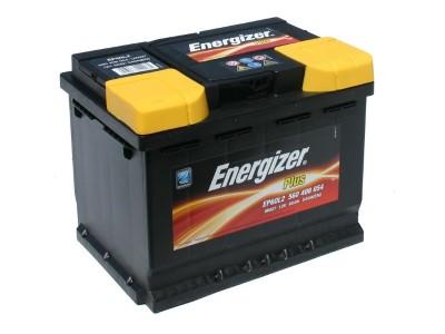 Akumulator Energizer 12V 60Ah PLUS D+
