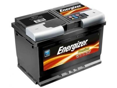Akumulator Energizer 12V 63Ah PREMIUM D+