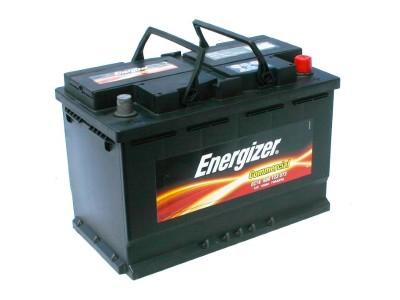 Akumulator Energizer 12V 100Ah COMERCIAL