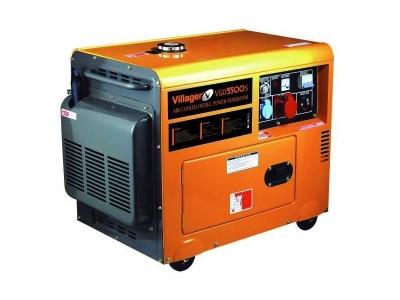 Dizel agregat VGD 5500-S